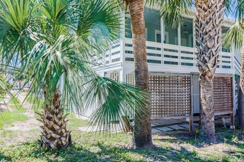 sandpiper cottage, mermaid cottages, tybee island ga