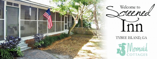 Historic and charming Tybee Island vacation rentals