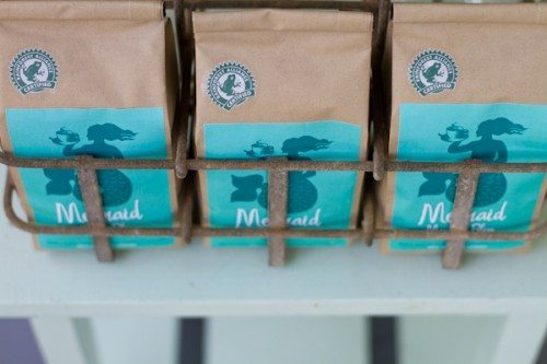 Mermaid Morning Bliss Coffee supports sea turtle conservation