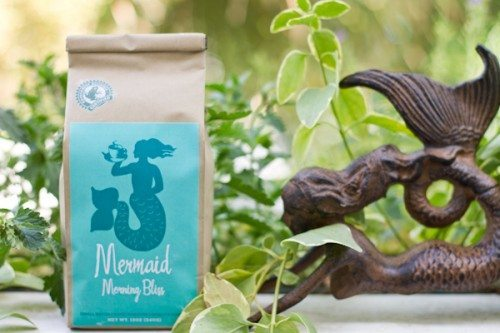 Make A Difference:Mermaid Morning Bliss Coffee