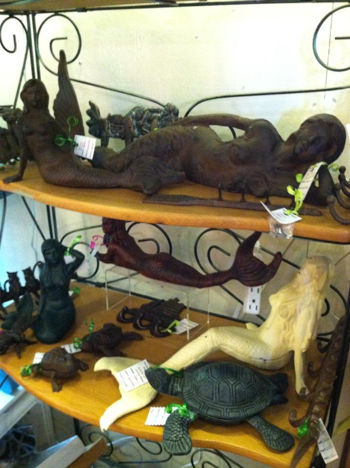 Mermaid Sightings: The Beach House Market