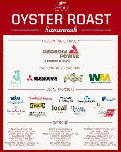 Georgia Conservancy Oyster Roast 2013
