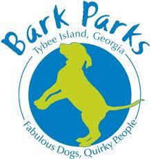 Bark Park Logo-Pet-Friendly Places on Tybee Island