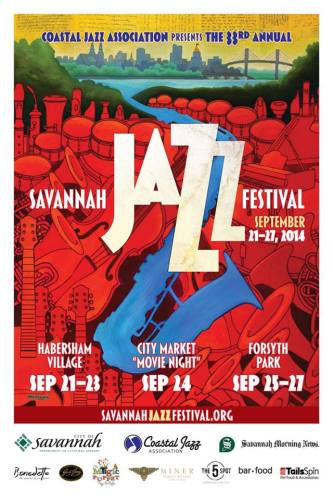 history, weekends and all that jazz in Savannah and Tybee Island
