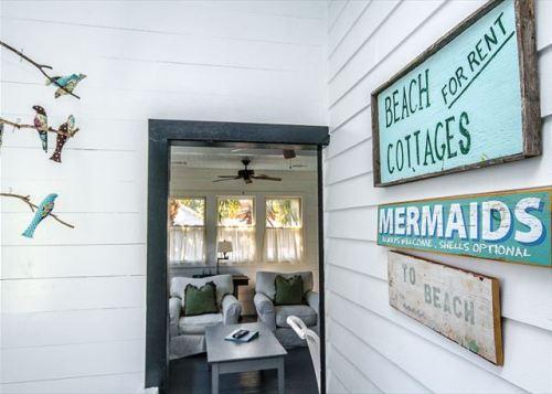 last minute tybee island getaways with mermaid cottages