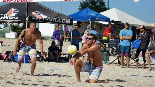 evp pro beach volleyball tour
