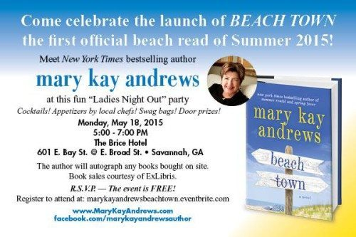 ladies night out with mary kay andrews