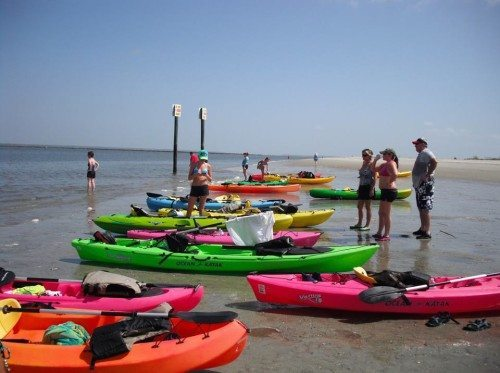 kayak/SUP Race and Sunrise Paddle