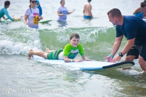 surfers for autism tybee island wen mcnally