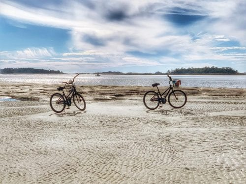 bike tybee island