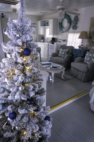 mermaid cottages will decorate your cottage for christmas