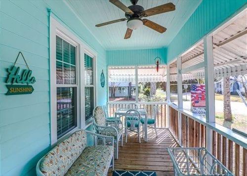 13 pretty porches in tybee island