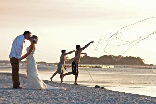 tybee island destination wedding