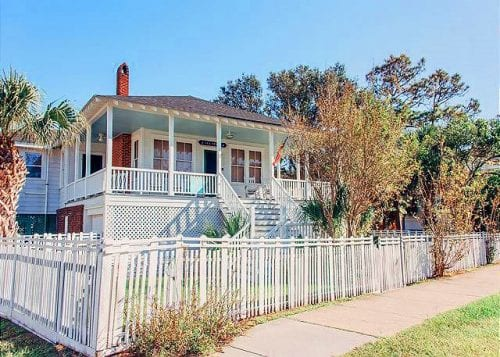 sea stars cottage cira 1932 mermaid cottages tybee island ga