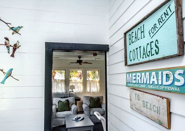 mermaid cottages is having a summer 2019 flash sale