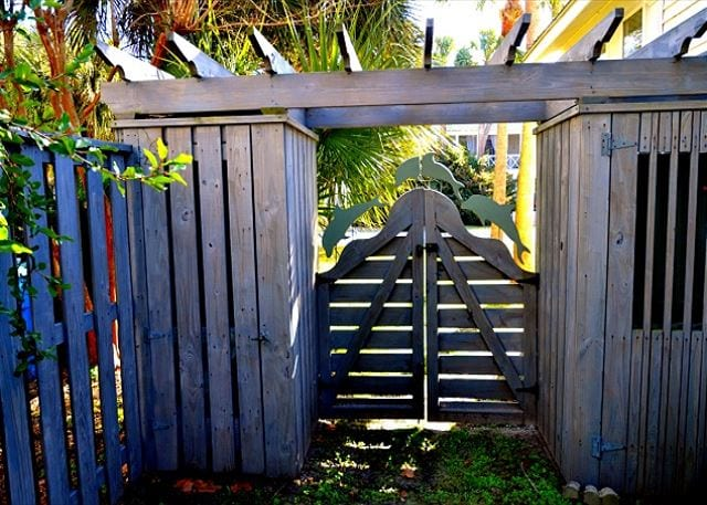 the gate at tybee daze cottage