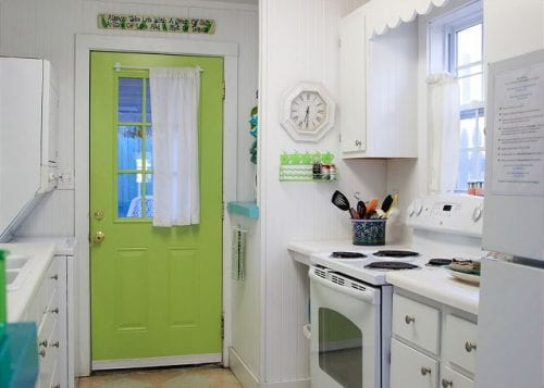 shrimp cottage kitchen