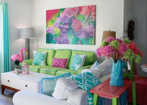 coastal joy decor