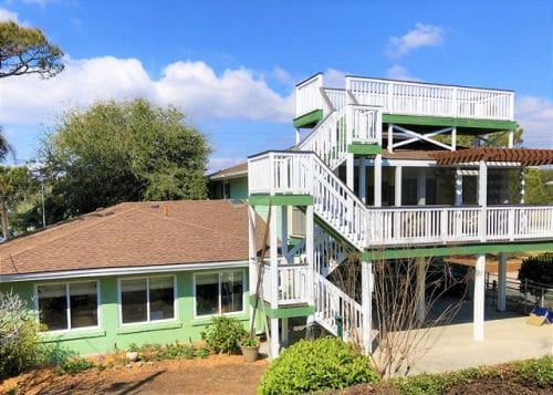 places to stay on Tybee Island
