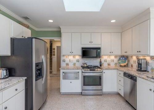 marigold cottage kitchen