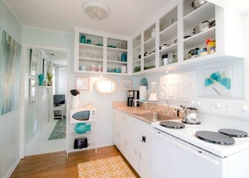 sanfords cottage kitchen