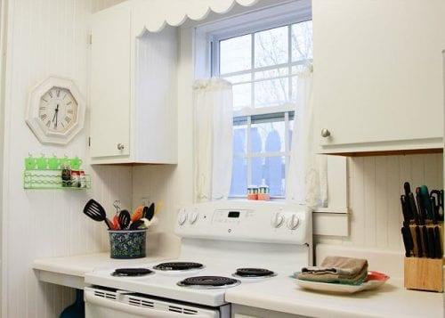 shrimp cottage's kitchen