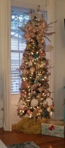 Nora's Cottage Christmas Tree