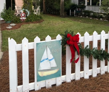 the sail loft picket fence