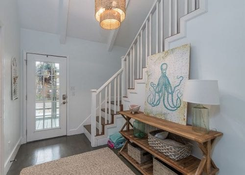 live oaks cottage octopus