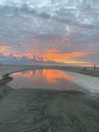 tide pool on tybee island the midwest mermaid