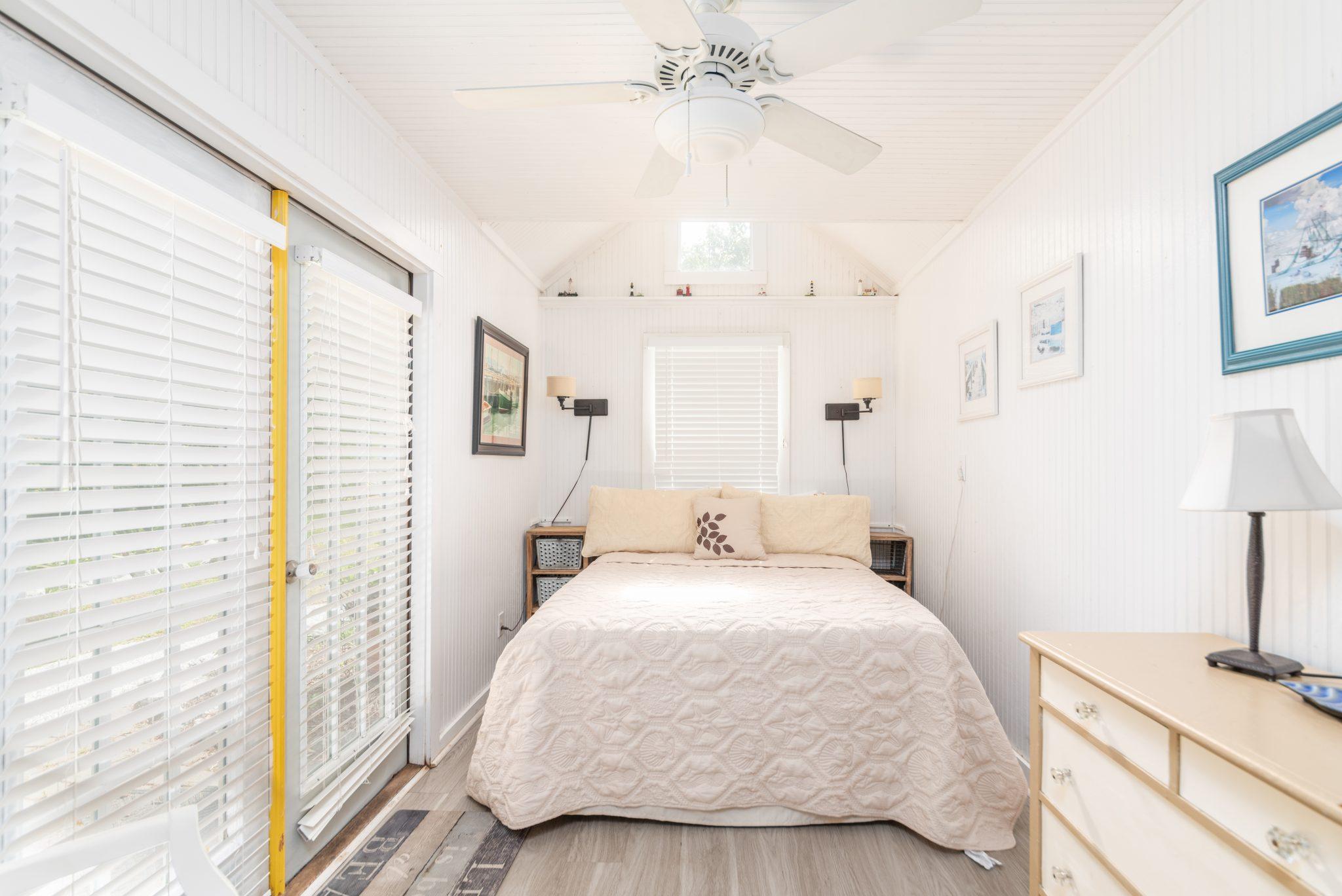 fish camp second bedroom