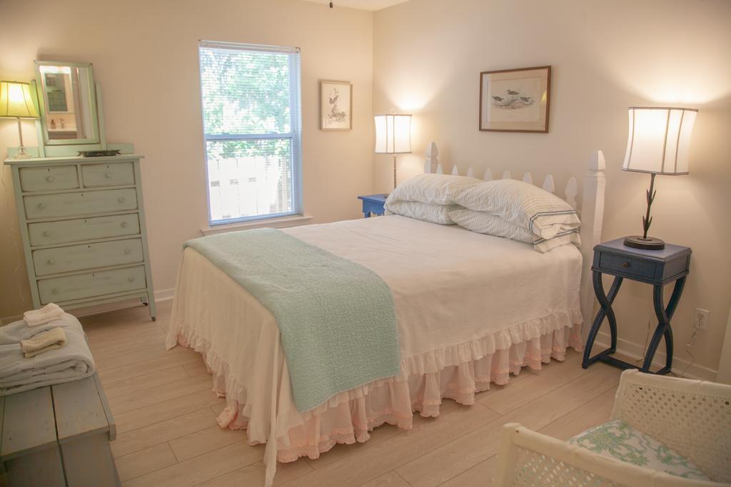 blue skies bedroom