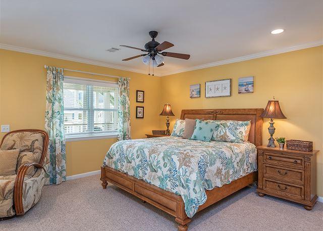 marigold cottage bedroom