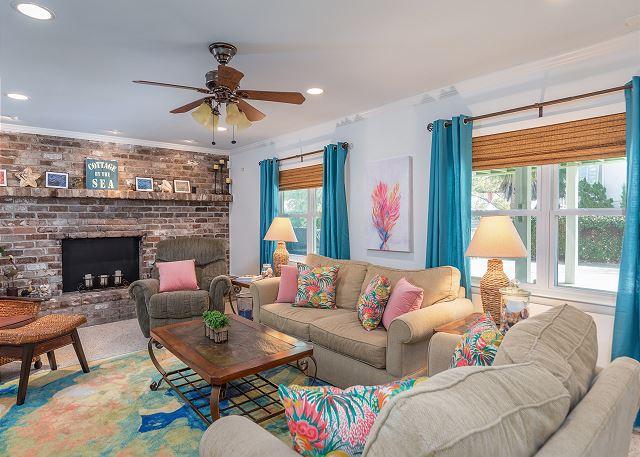 marigold cottage den