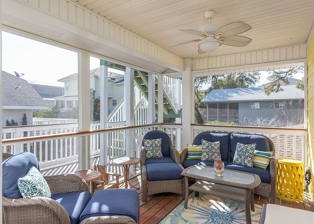 marigold cottage screened porch