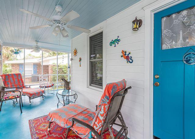 mermaid guests recommend a little salty cottage